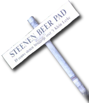 Steenen Beer-pad